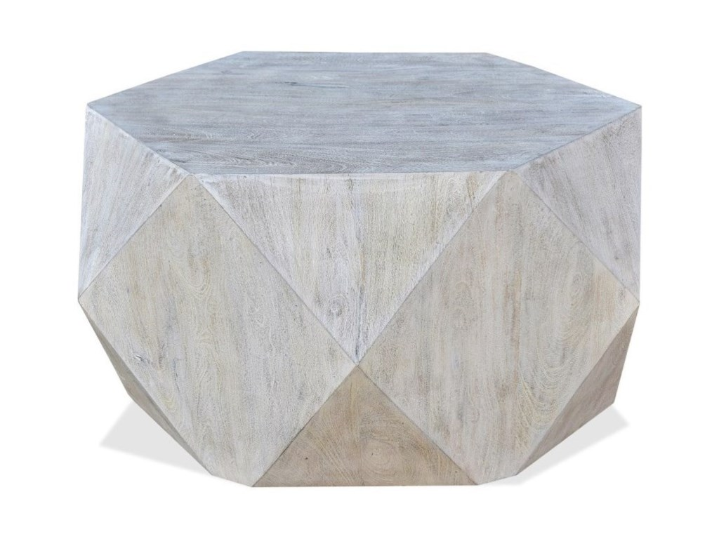 Riverside Furniture GabrielGeometric Cocktail Table