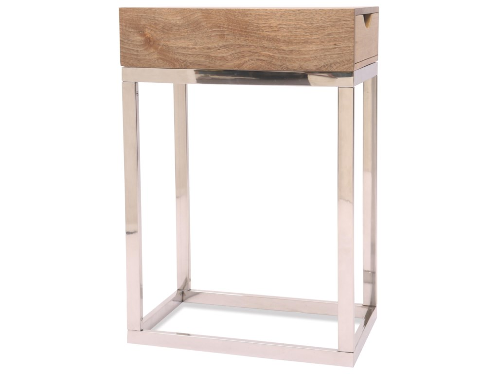 Riverside Furniture GardnerChairside Table