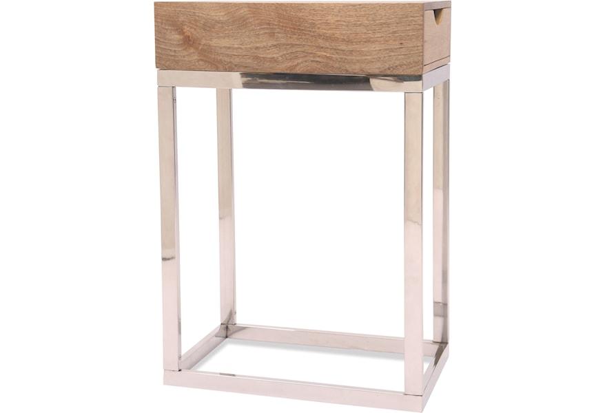 Gardner Chairside Table
