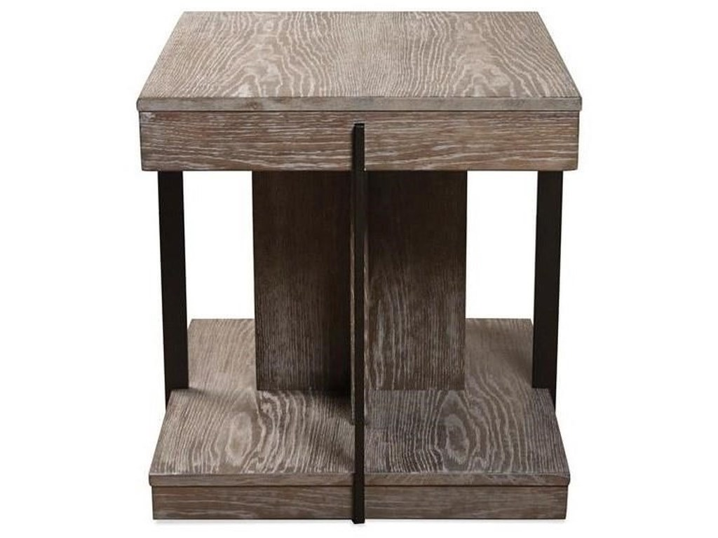 Riverside Furniture Gavinrectangle End Table
