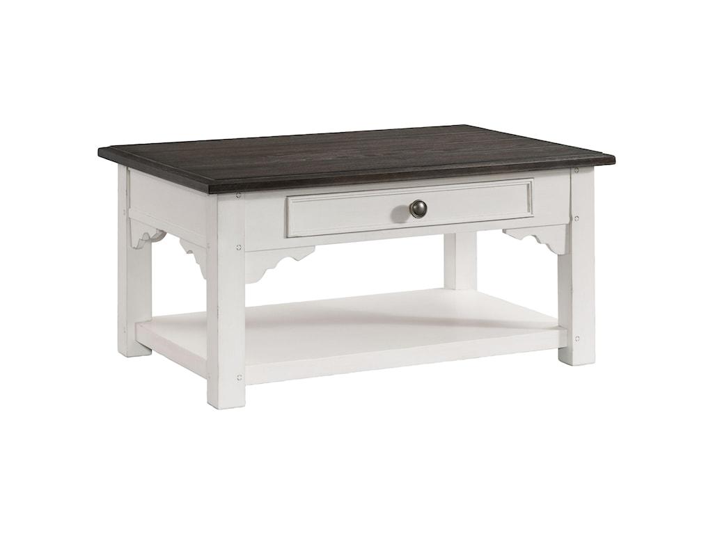 Riverside Furniture Grand HavenSmall Cocktail Table