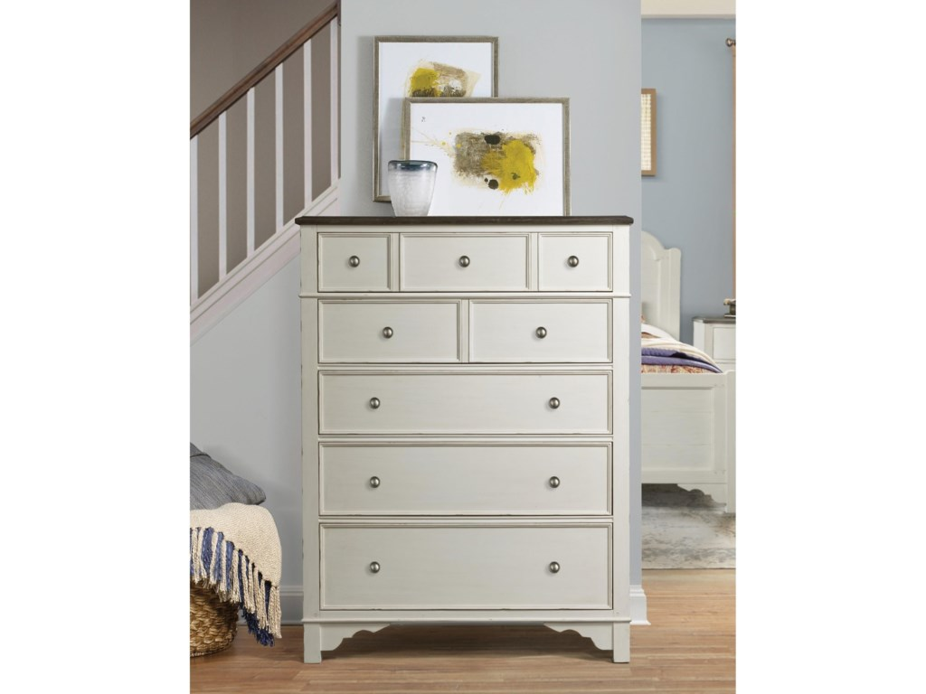 Riverside Furniture Grand HavenChest of Drawers