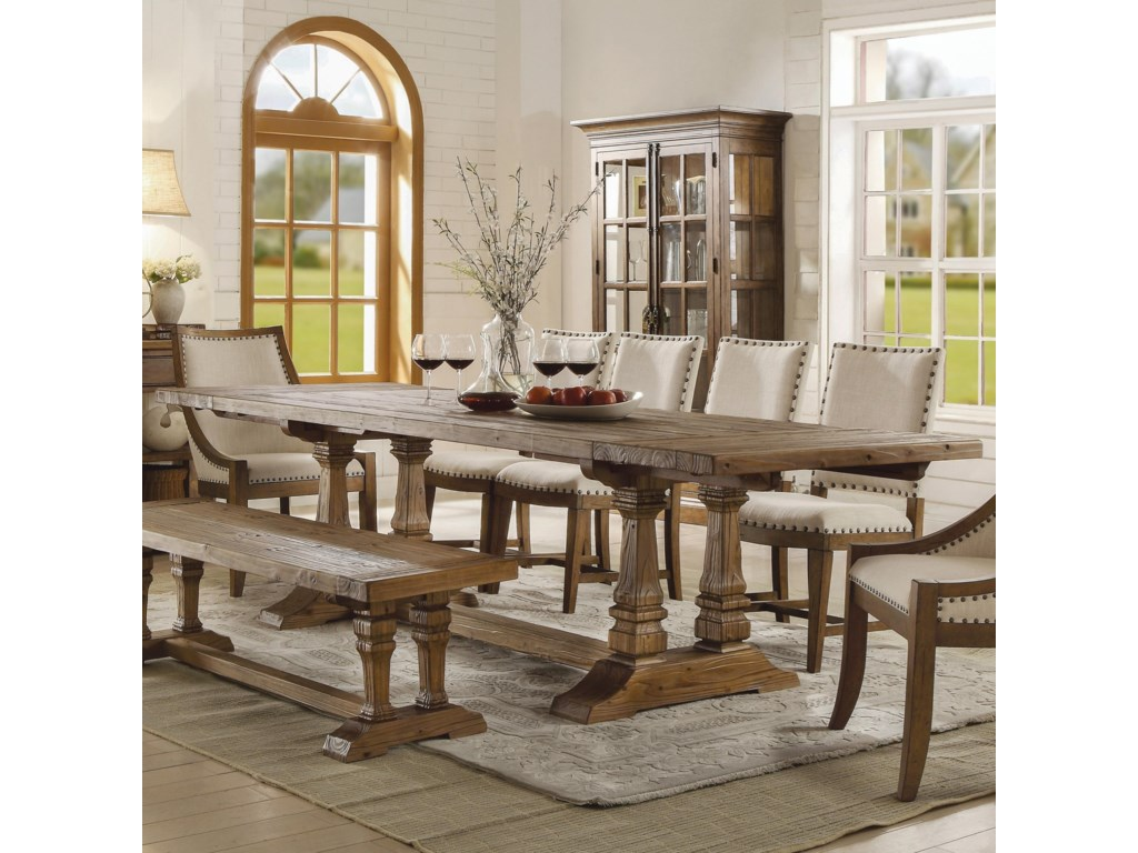 Riverside Furniture HawthorneRectangular Dining Table