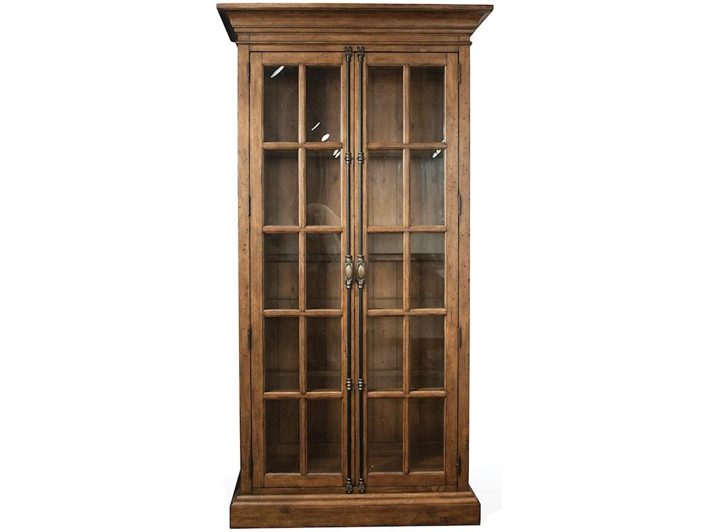 Riverside Furniture HawthorneDisplay Cabinet