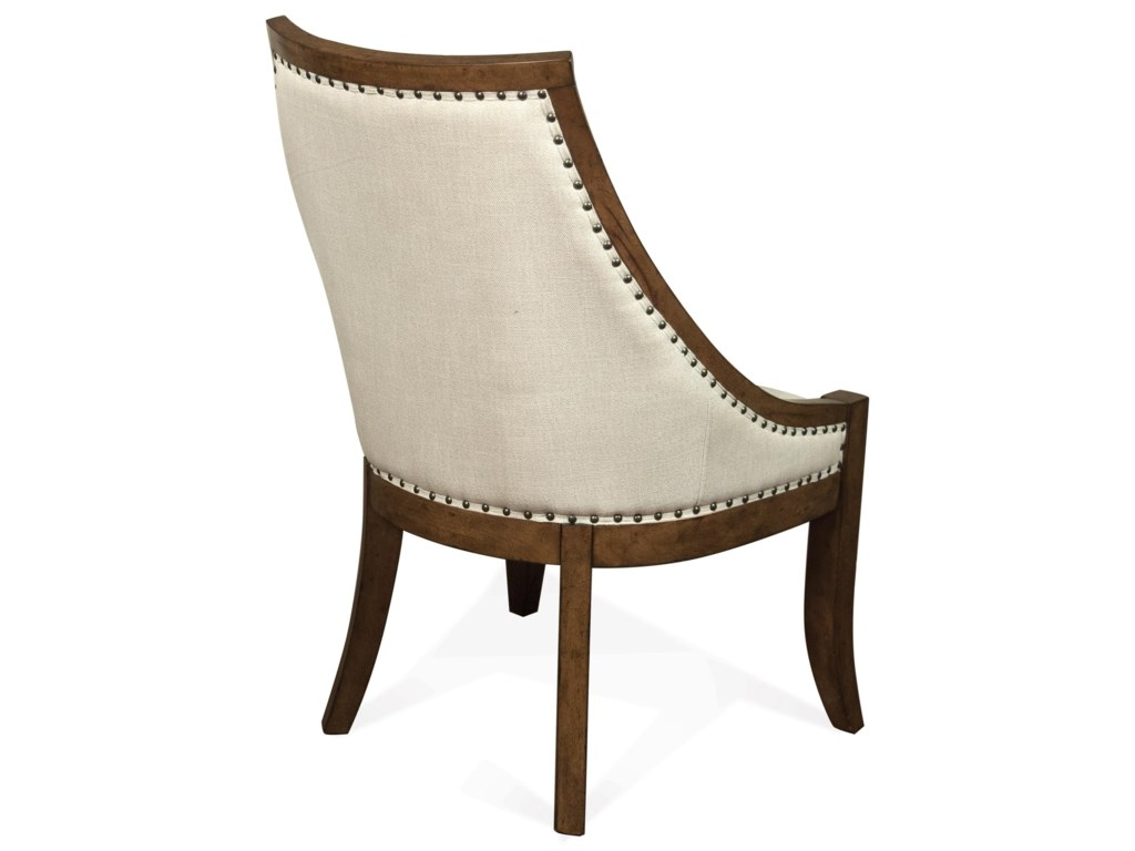 Riverside Furniture HawthorneUpholstered Hostess Chair