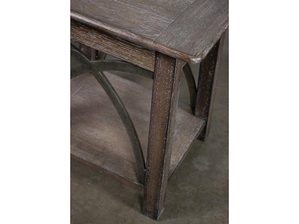 Riverside Furniture HelmsleyEnd Table
