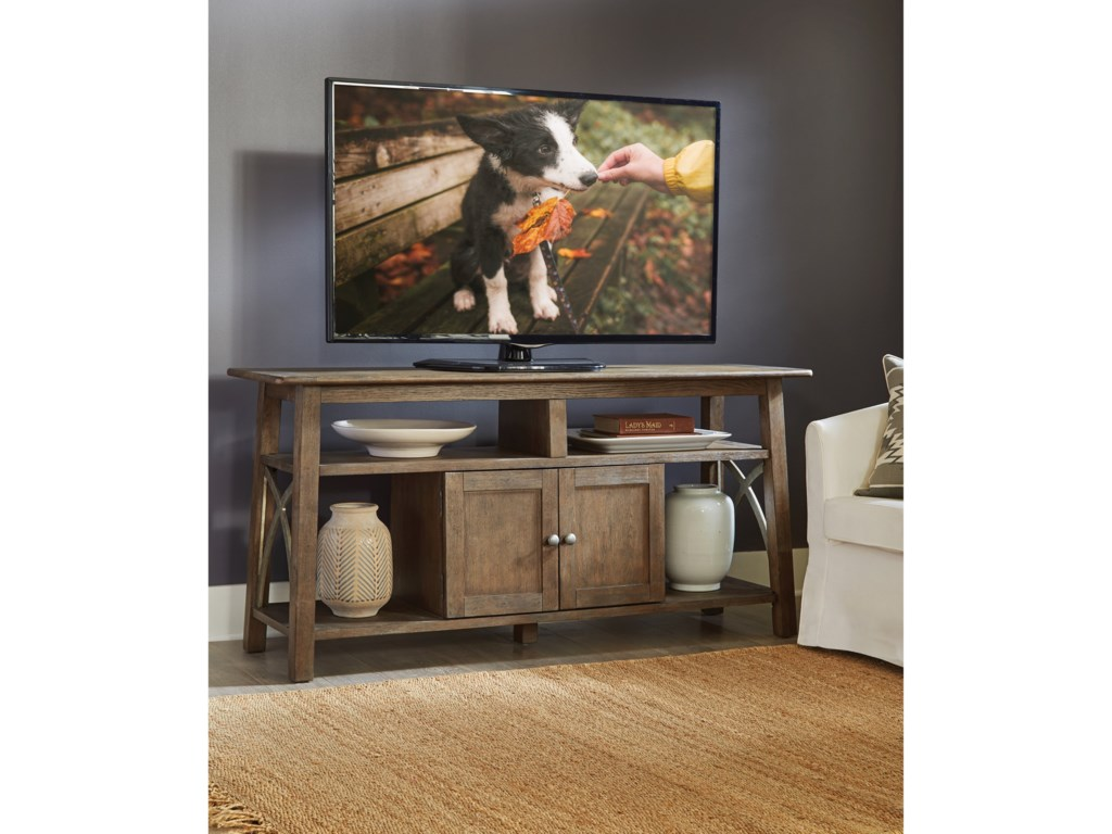 Riverside Furniture HelmsleyTV Console