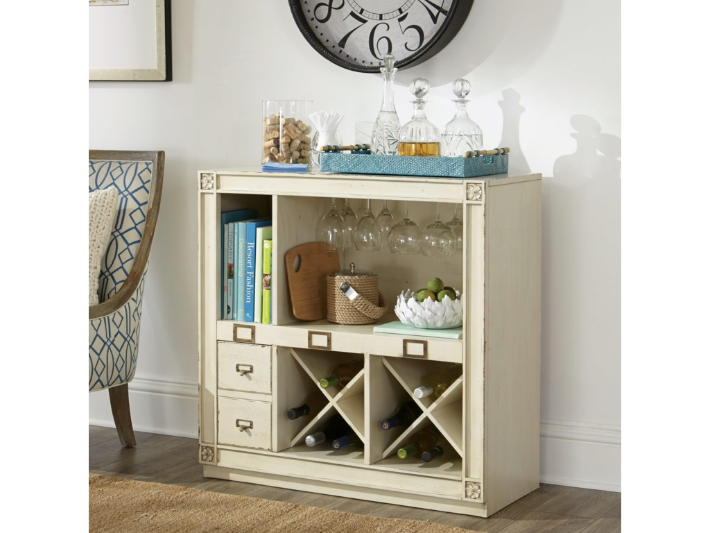 Riverside Furniture HuntleighBar Console