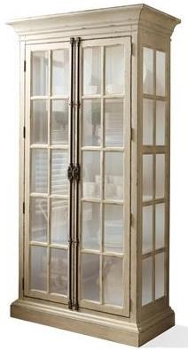 Riverside Furniture Huntleigh China Display Cabinet - Value City ...