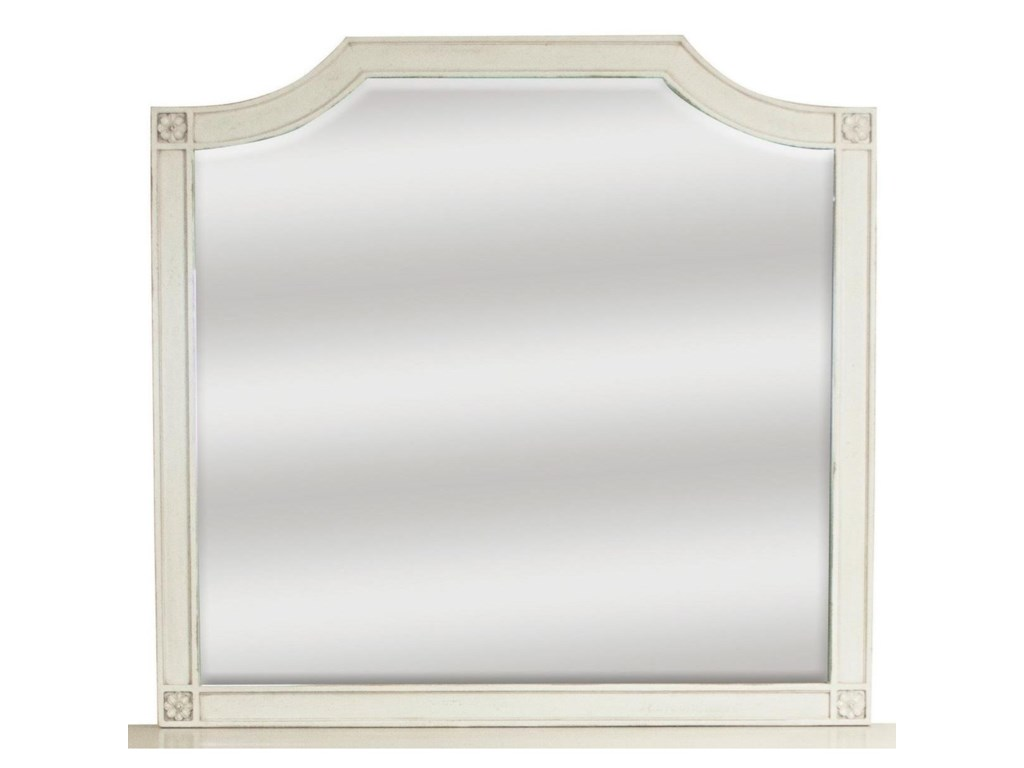 Riverside Furniture HuntleighLandscape Mirror