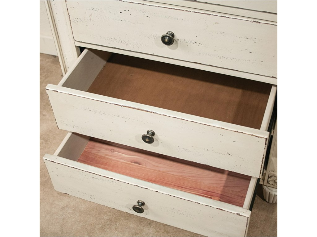 Riverside Furniture HuntleighLingerie Chest