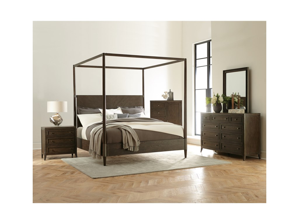Riverside Furniture JoelleKing Bedroom Group