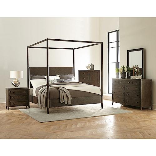 Riverside Furniture Joelle King Bedroom Group