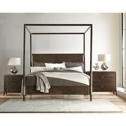 Riverside Furniture Joelle Queen Bedroom Group