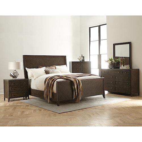 Riverside Furniture Joelle Queen Bedroom Group