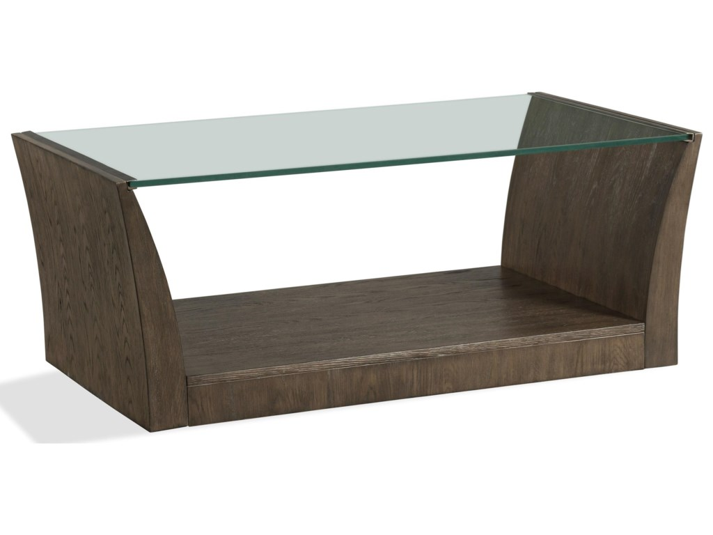 Riverside Furniture JoelleRectangle Cocktail Table