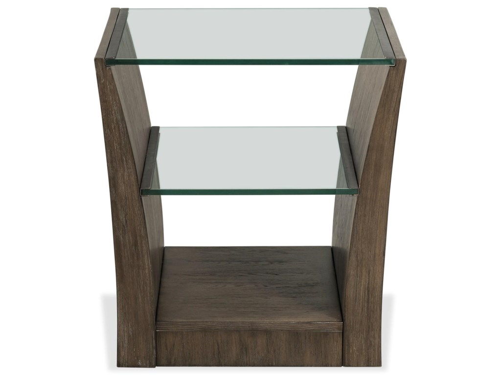 Riverside Furniture JoelleRectangle End Table