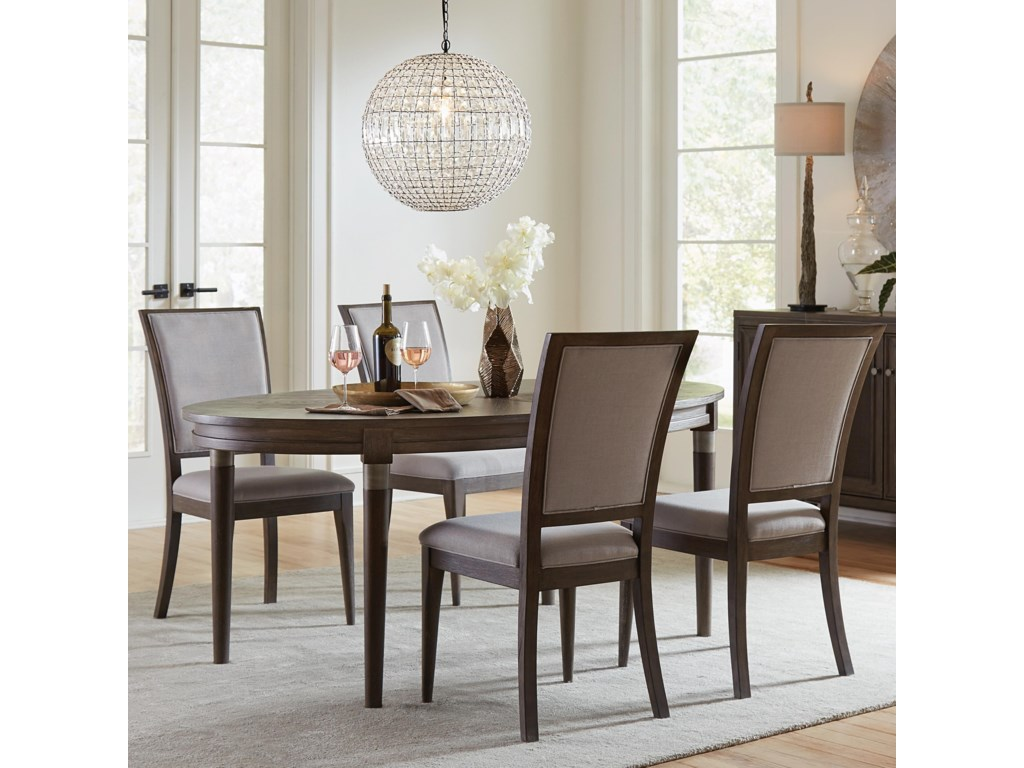 Riverside Furniture Joelle5 Piece Table and Chair Set