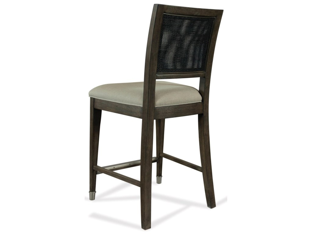 Riverside Furniture JoelleWoven Gathering Height Chair