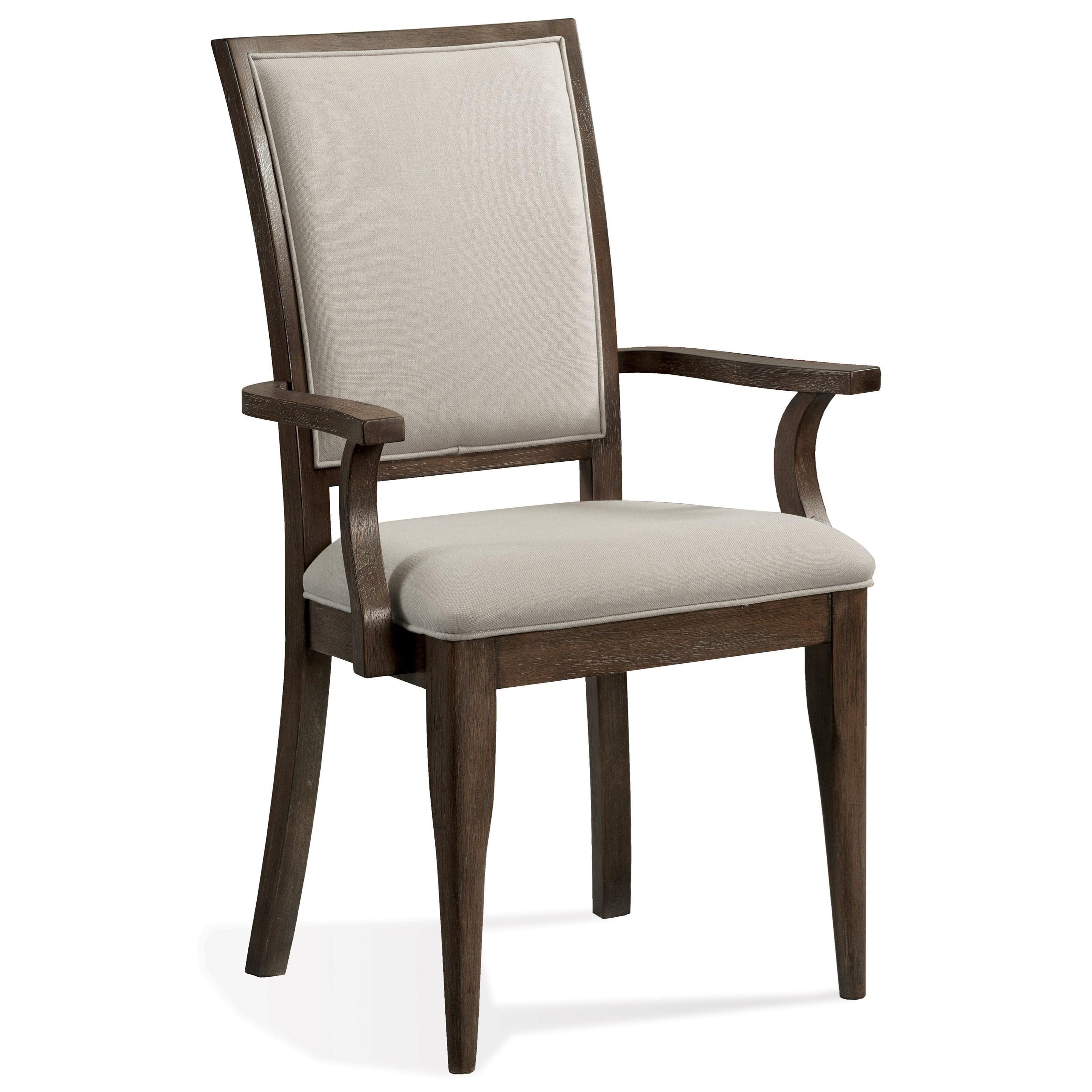 Riverside Furniture JoelleUpholstered Arm Chair ...