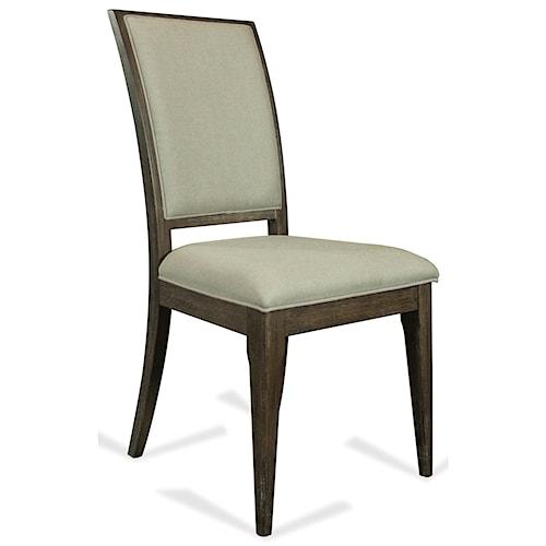 Riverside Furniture Joelle Upholstered Side Chair