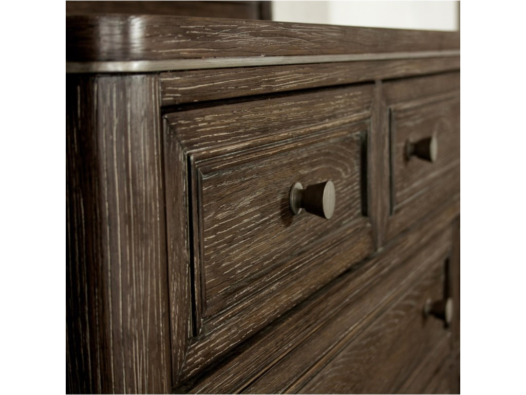 Riverside Furniture Joelle9 Drawer Dresser