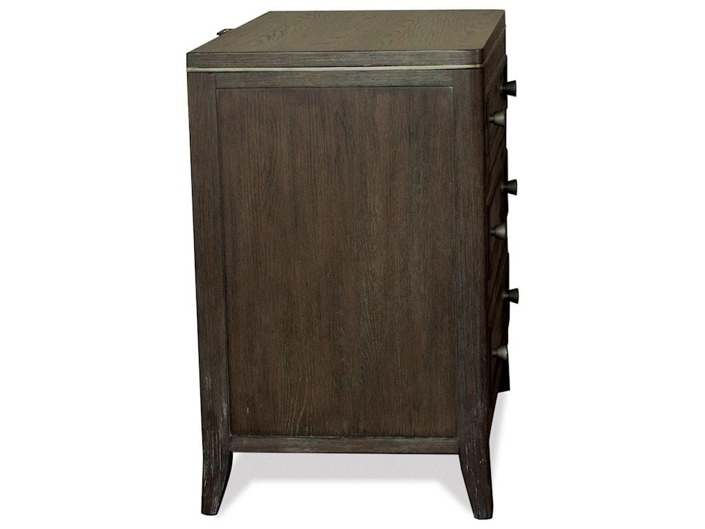 Riverside Furniture Joelle3-Drawer Nightstand
