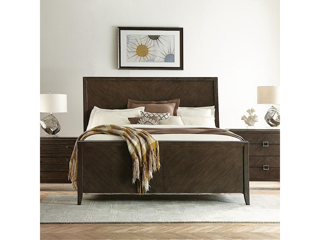 Riverside Furniture JoelleCalifornia King Sleigh Bed