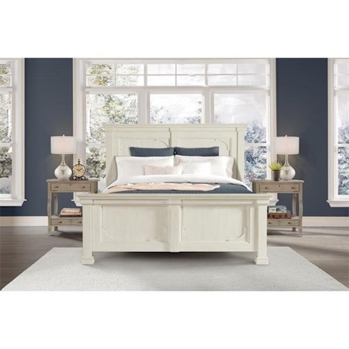 Riverside Furniture Juniper Queen Bedroom Group