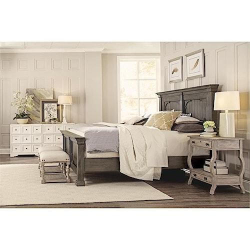 Riverside Furniture Juniper California King Bedroom Group
