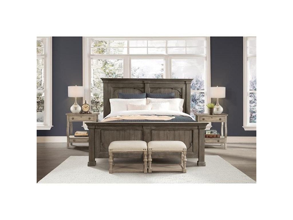 Riverside Furniture JuniperKing Bedroom Group