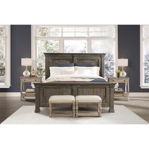 Riverside Furniture Juniper King Bedroom Group