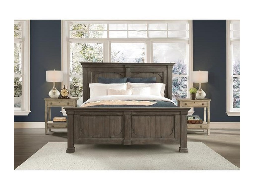 Riverside Furniture JuniperCalifornia King Bedroom Group
