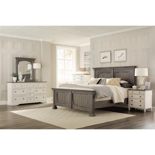 Riverside Furniture Juniper California King Bedroom Group