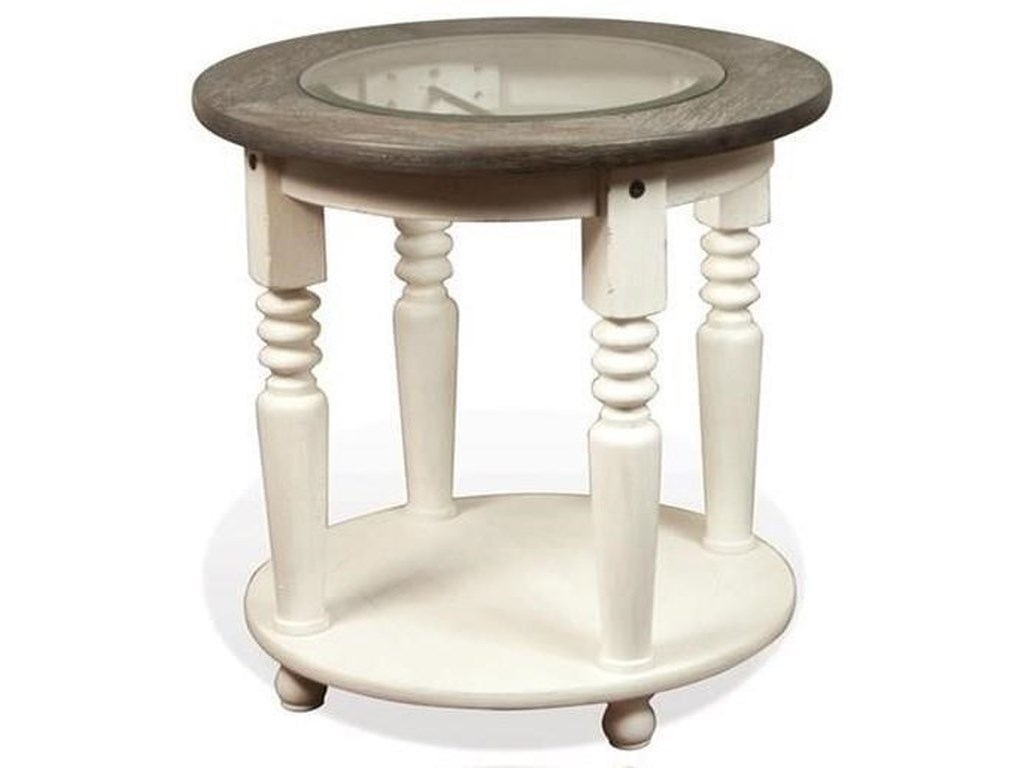 Riverside Furniture JuniperRound End Table