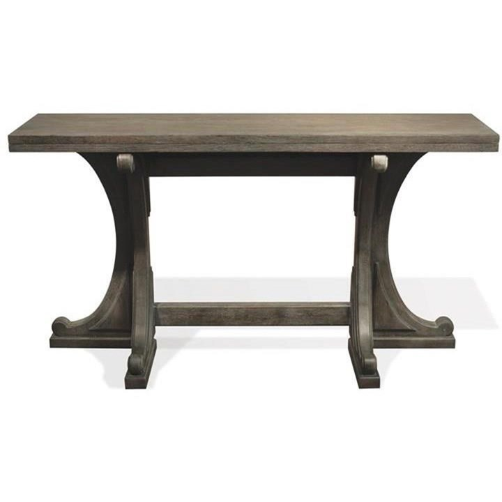 Riverside Furniture JuniperGateleg Sofa Table ...