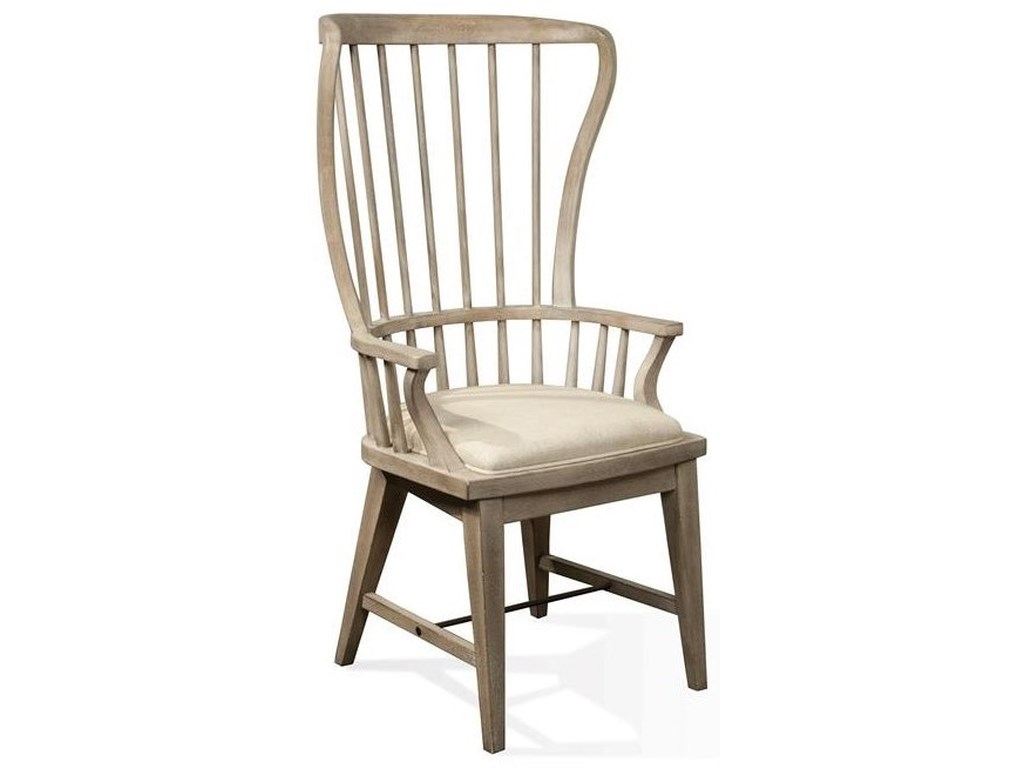 Riverside Furniture JuniperTable and Chair set with Bench