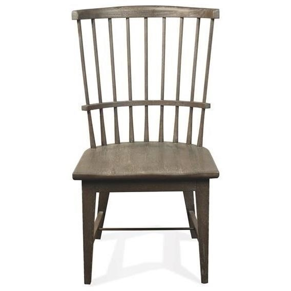 Riverside Furniture JuniperWindsor Side Chair ...