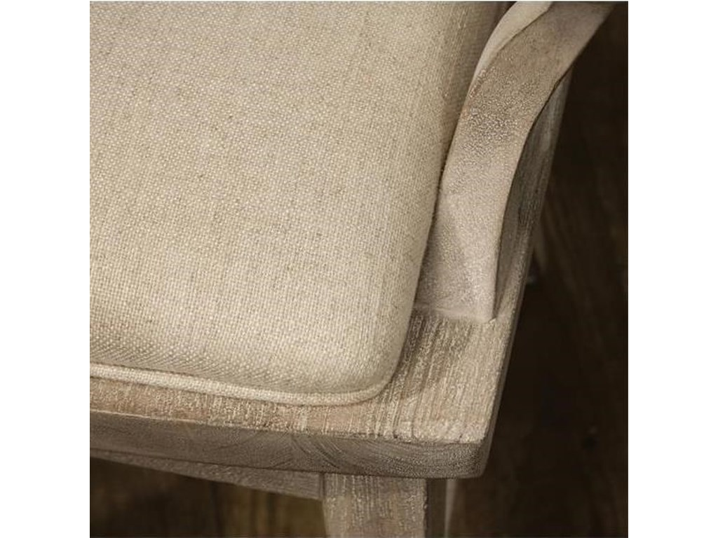 Riverside Furniture JuniperWindsor Upholstered Host Chair