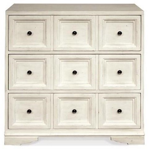 Nice Riverside Furniture Juniper 3 Drawer Bunching Chest With Electric/USB Outlet  Bar