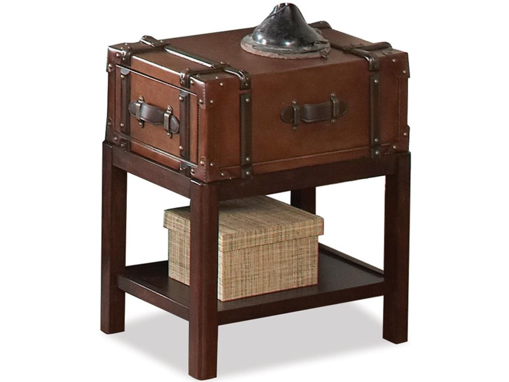 Riverside Furniture LatitudesChairside Table