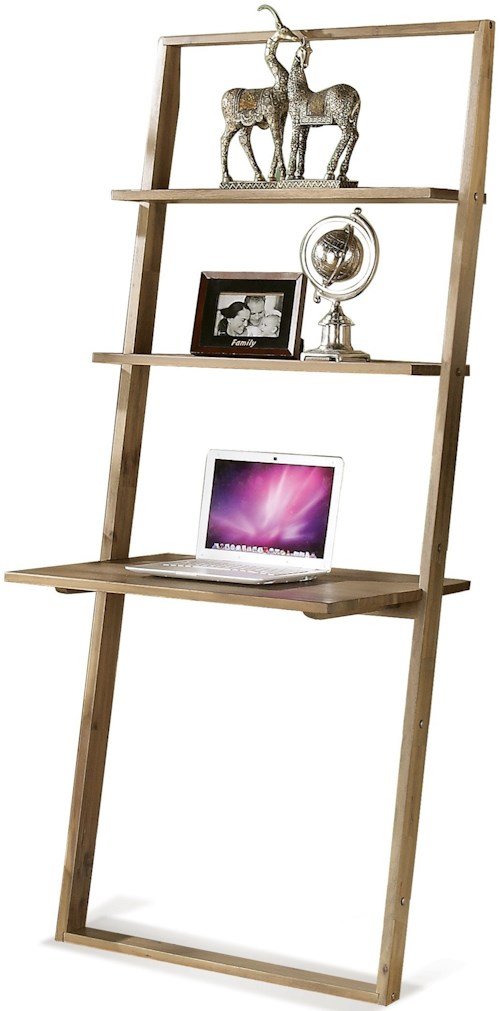Riverside Furniture Lean Living Leaning Desk