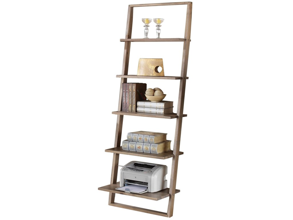 Riverside Furniture Lean LivingLeaning Bookcase Set