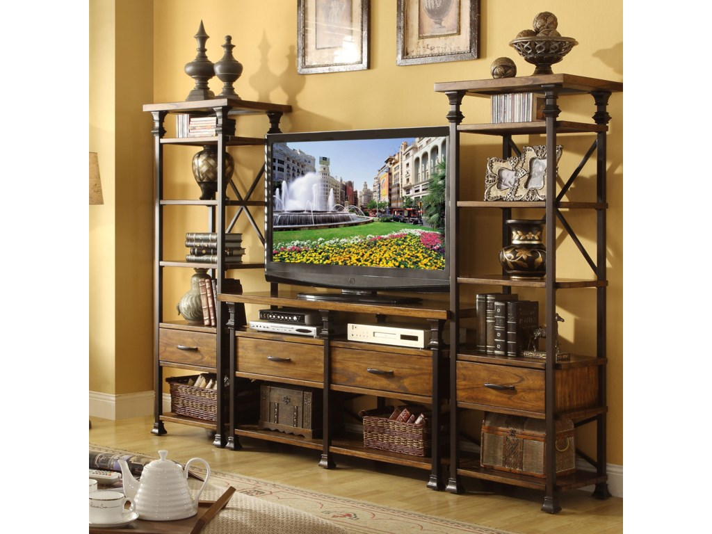 Shown in Living Room Setting