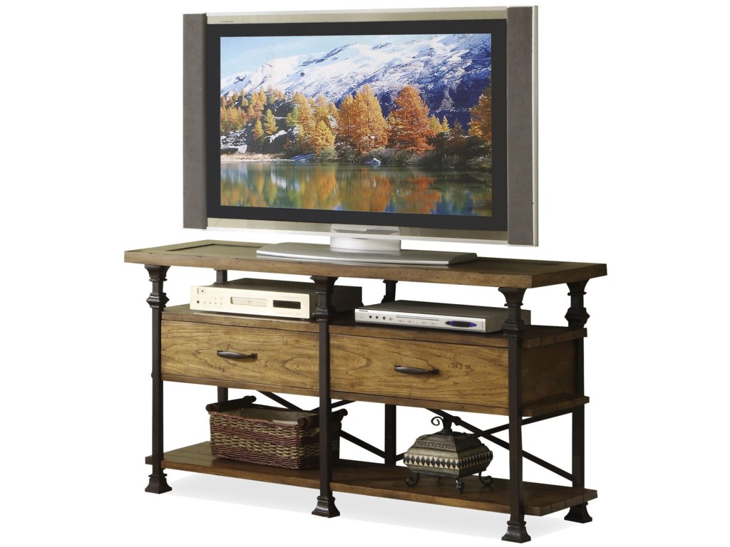 Choose to Use the Console Table as a Media Unit