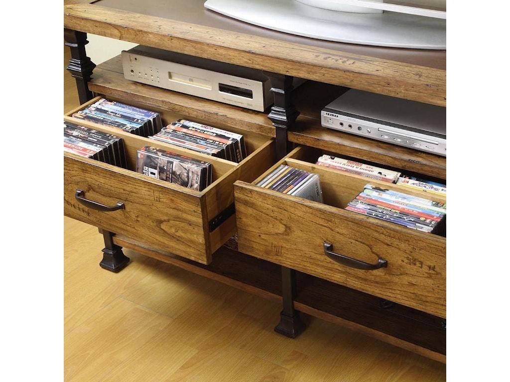 Riverside Furniture Lennox StreetConsole Table
