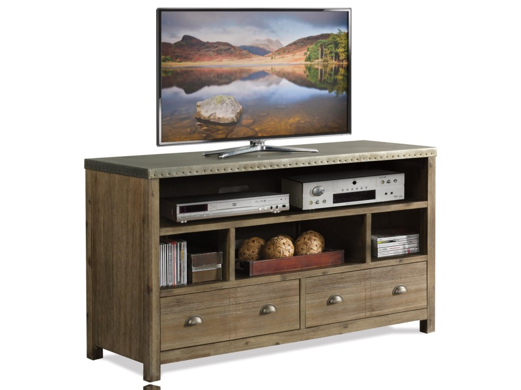 Riverside Furniture Liam54-In TV Console