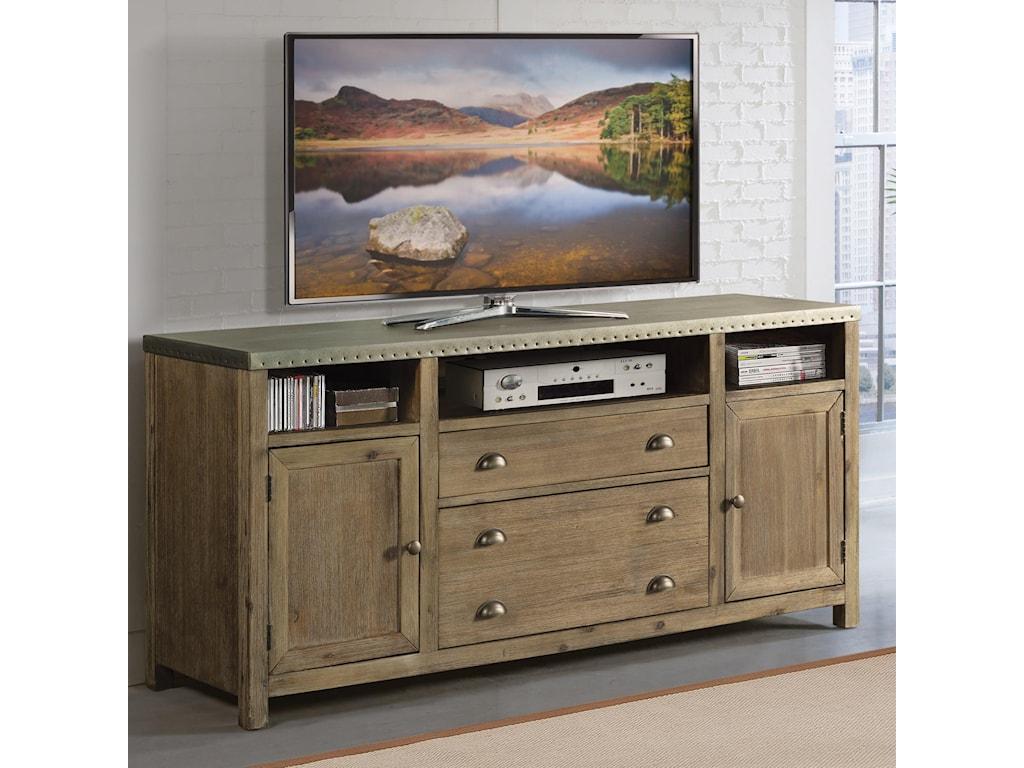 Riverside Furniture Liam64-In TV Console