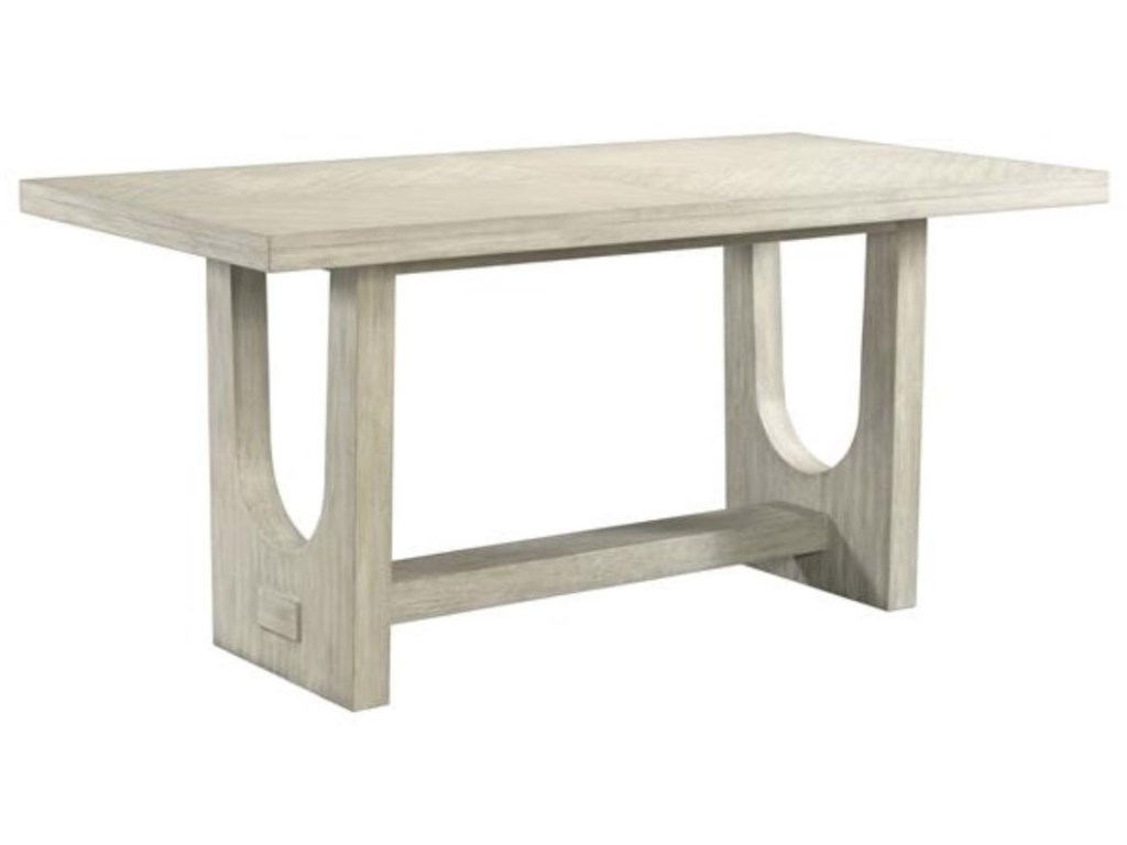 Riverside Furniture LillyRect Counter Height Table
