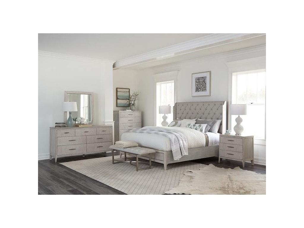 Riverside Furniture LillyQueen Bedroom Group